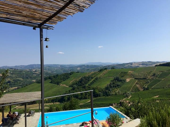 Cigognola, Lombardy Italy