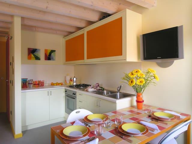 Colombina Burano Appartamento ideale per famiglie