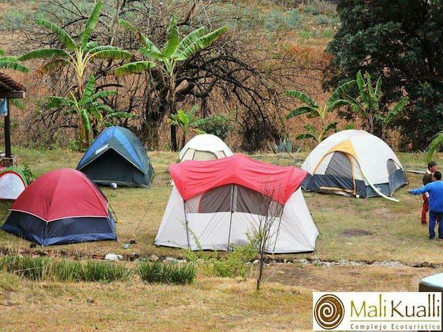 Campamento Malinalco:Pueblo Mágico
