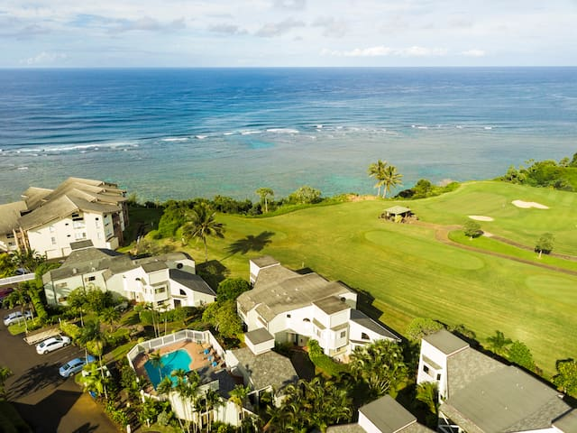Princeville Ocean View Oasis + 10% Off Activities