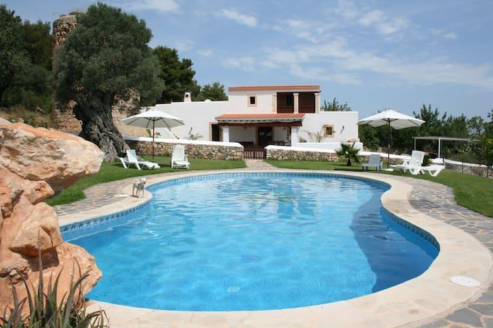 VILLA LA TORRE - Ibiza / Eivissa - Villa