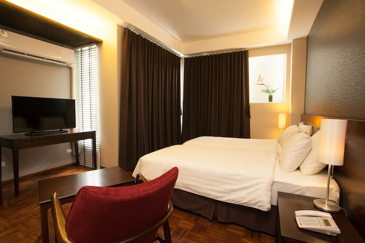 Private&Cozy apartment#8 Silom 3 BTS Saladaeng