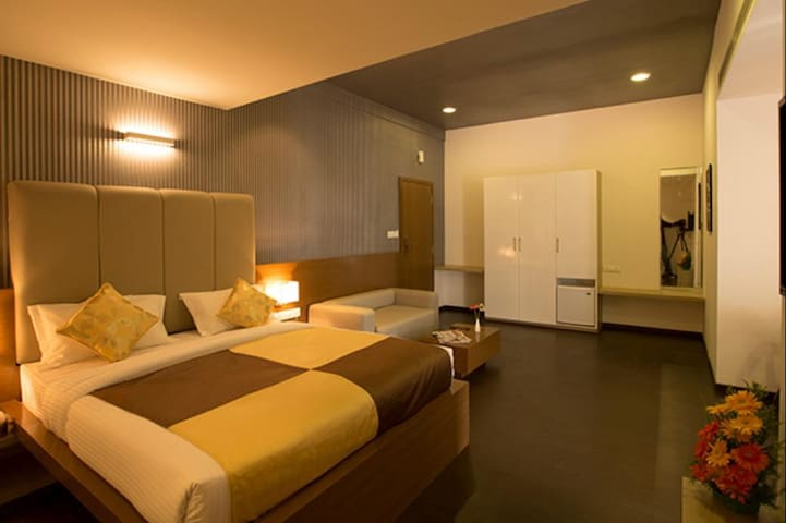 Luxurious Suite in the heart of Electronic City - Bangalore - Hotel boutique