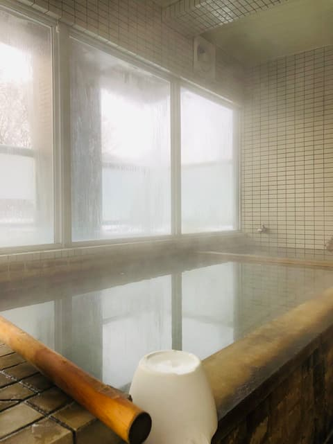 A5 Room with rare outdoor bath in Sapporo city!!