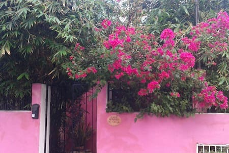 Adorable and friendly Casa Rosada - Mérida - 独立屋