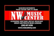 Your Host's Music Store.  1 Mile.   You can rent instruments from us during your stay.