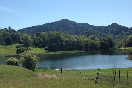 Apartment at Lake with Golf in Mendocino Mountains - Dos Rios - Apartmen