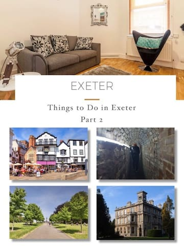 Things to Do in Exeter Part 2