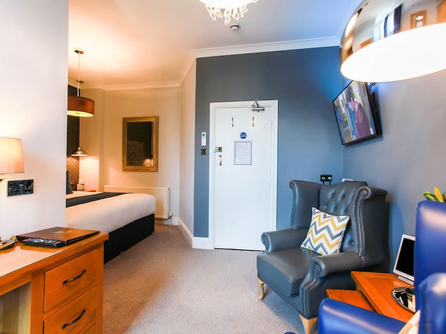 Deluxe Double Room - Room Four