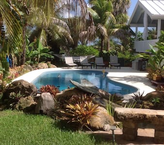 Jensen Beach room with a view. - Jensen Beach - House