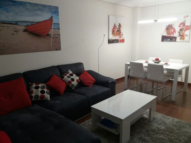 Nice flat in the heart of Bizkaia