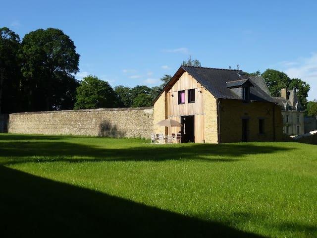 Charmant cottage dans Brocéliande