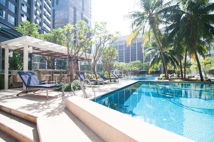 Anson Premium 1 Bed Loft Apt BE - Singapore - Huoneisto