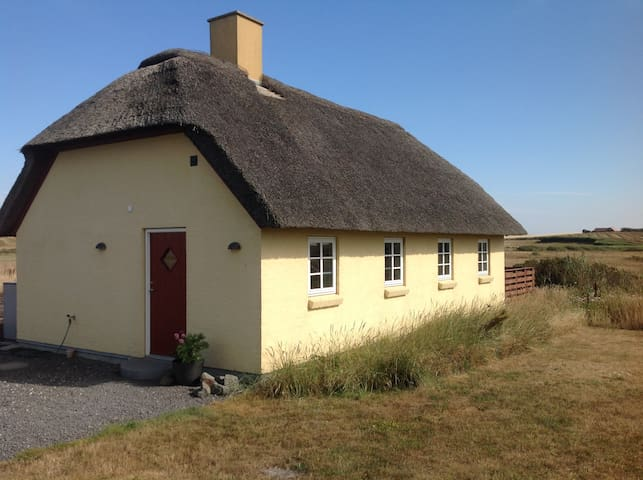 Gæstehus ved Vesterhavet