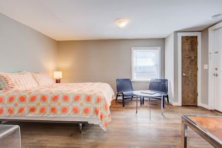 Groovy Private Studio Apartment in Asbury Park
