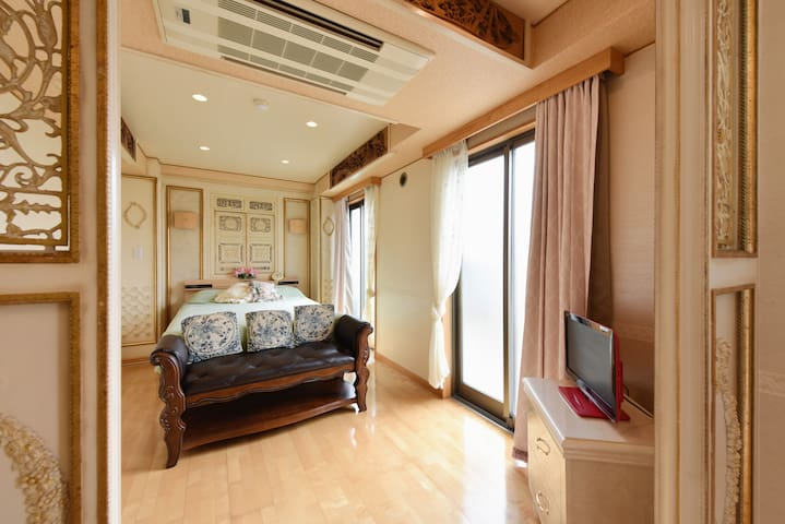 701 Romantic Getaway 500m from Sannomiya Station