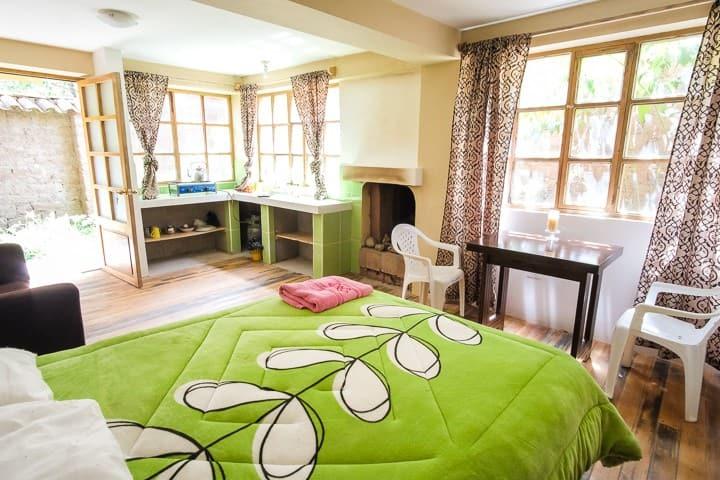 Huachuma Wasi Doube Private Suite #1