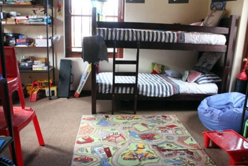 Room 2 - Bunk Beds