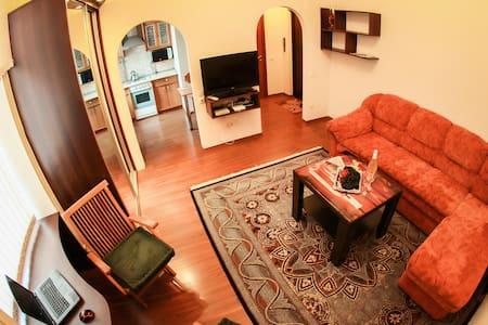 Апартаменты-студио в историческом центре.