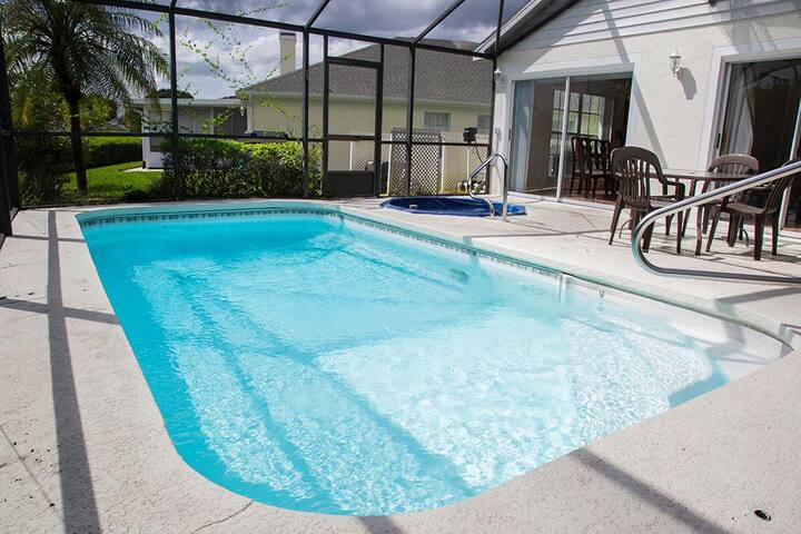 Yarmouth Country Club Prvate Pool Holiday Home - Orlando - Villa