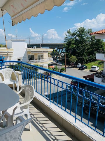 LUXURY APARTMENT 2-ROOMS NEA POTIDAIA CHALKIDIKI
