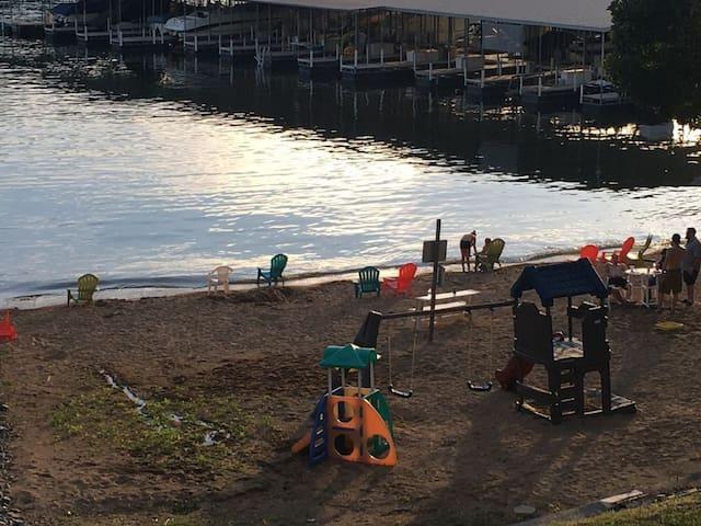 Lake of the Ozarks Condo & Boat Slip
