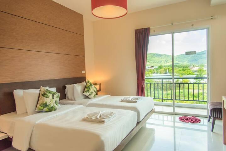 Convenient & Cozy stay 1 Double Room bu Jula Place