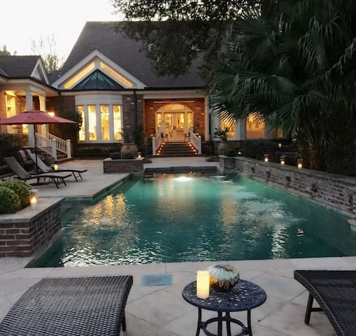 Spacious Luxury 15 min. from French Quarter - Gretna - Rumah