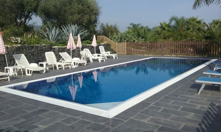 Casale Taormina/Etna swimming & fitness