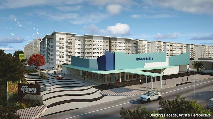 FAIRVIEW QUEZON CITY MANILA - Trees Residences - Quezon City - Condominium