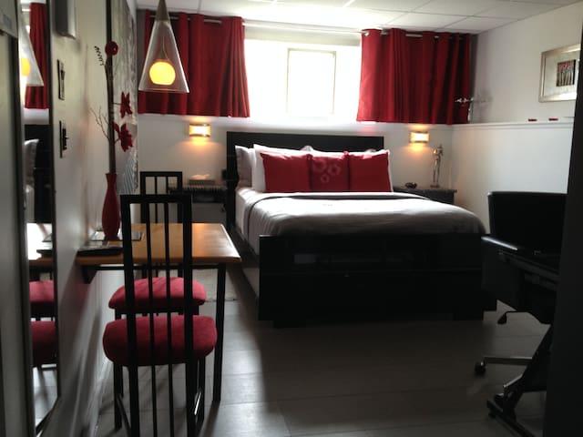 Chambre 6 - L'Étoile du Voyageur