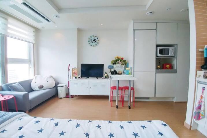 [Happy Room No.4] Best Place #남포동#자갈치#용두산공원#축제