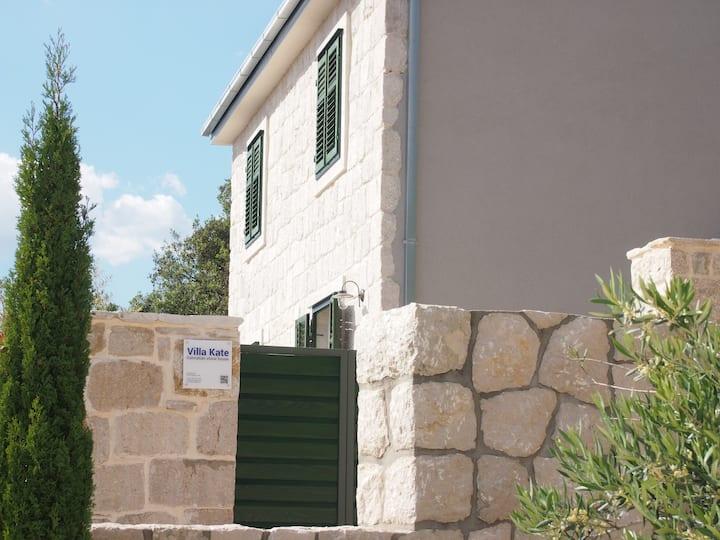Villa Kate Dalmatian stone house