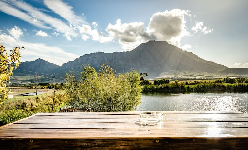 Reflections Guest farm - Perdeberg Cottage