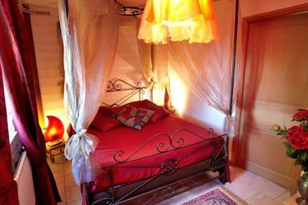 gite ou chambre pour 2 adultes - Saint-Cyprien - Bed & Breakfast