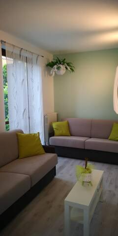 Monolocale con giardino privato per il tuo relax