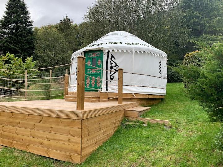 Crunaglack Glamping Yurt