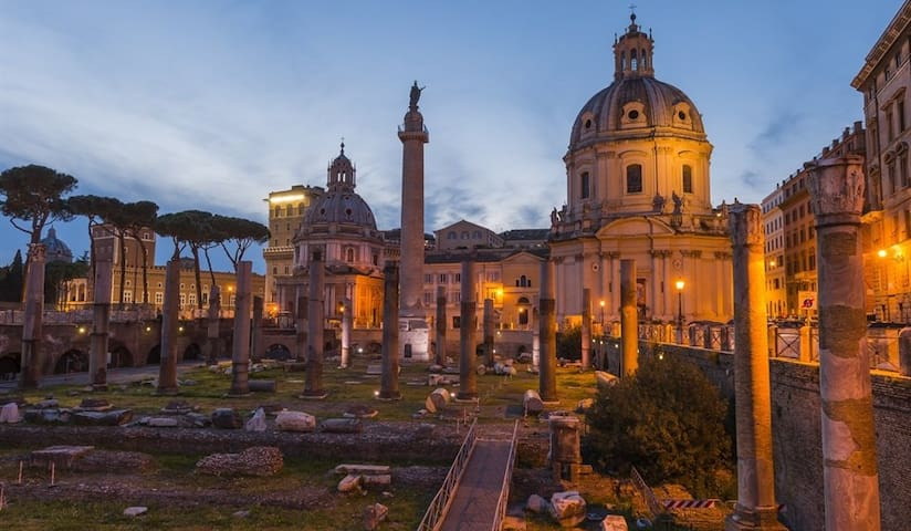 Room at Fori Imperiali/ Monti, the heart of Rome!