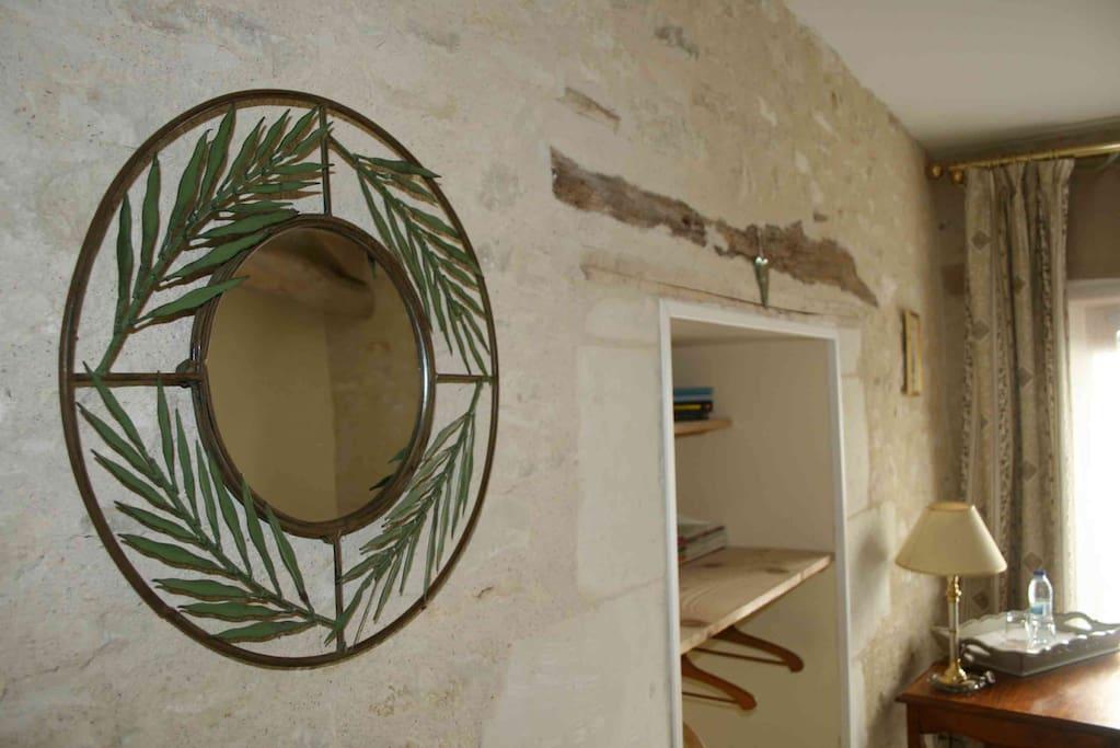 Chambre Léonard - Déco.