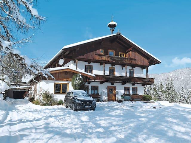Haus Schwalbenhof - Wildschönau - House