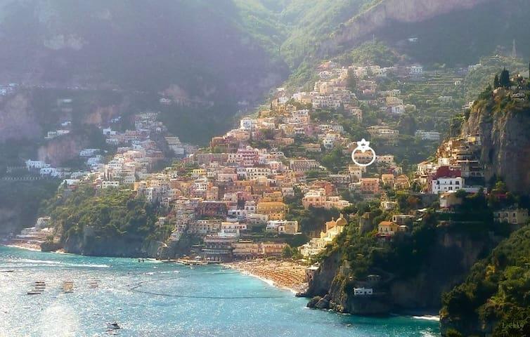 Casa Giovanna Positano Italy - Positano - Byt