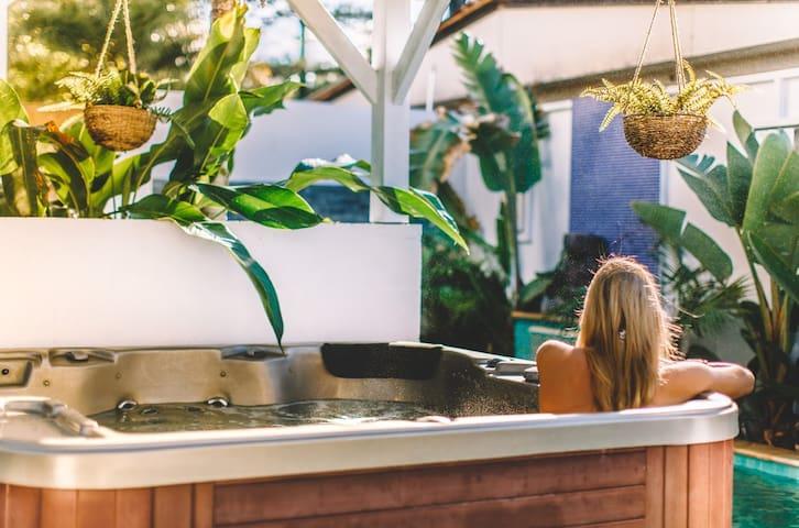 Tranquil Tallows Deluxe Studio Villa