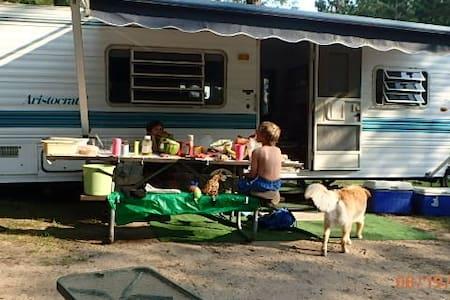 Camper for rent-