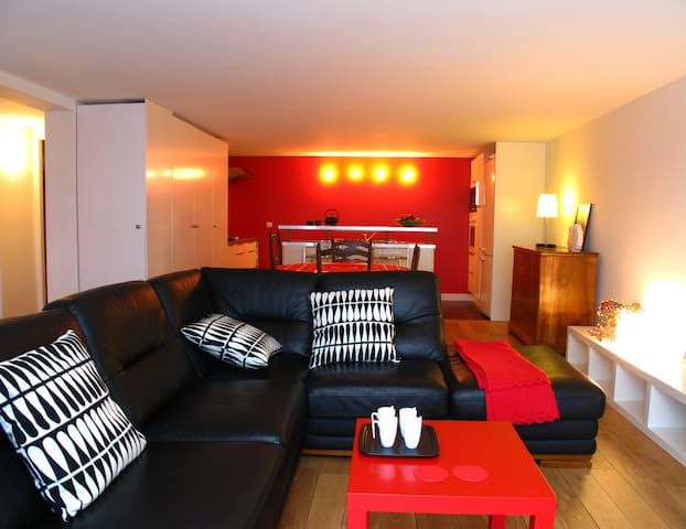 Appt 4personnes  Archamps Collonges - Archamps - Byt