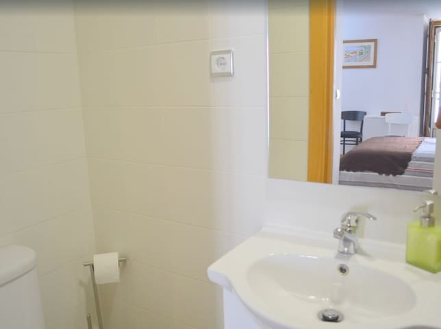 One bedroom apartment with full facilities