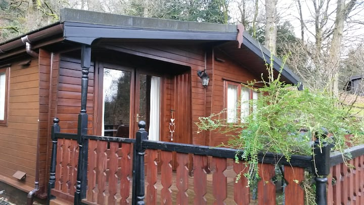 Ghyll Pool Log Cabin