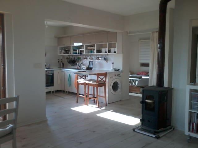 Rahat daire - Akyaka Belediyesi - Apartment