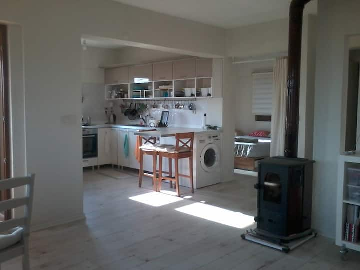 Very comfortable 1 bedroom appartment