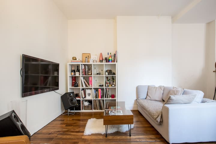 Romantic flat in Paris Le Marais - Best location!