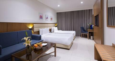 Hotel Excelsior (Twin Occupancy) -Three Star Hotel